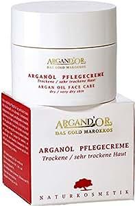argan oil face cream review