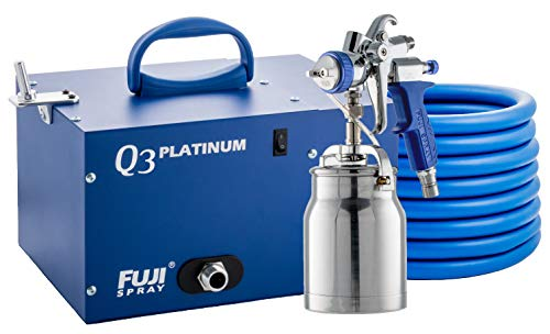 Fuji 3003-T70 Q3 PLATINUM - T70 Quiet HVLP Spray System