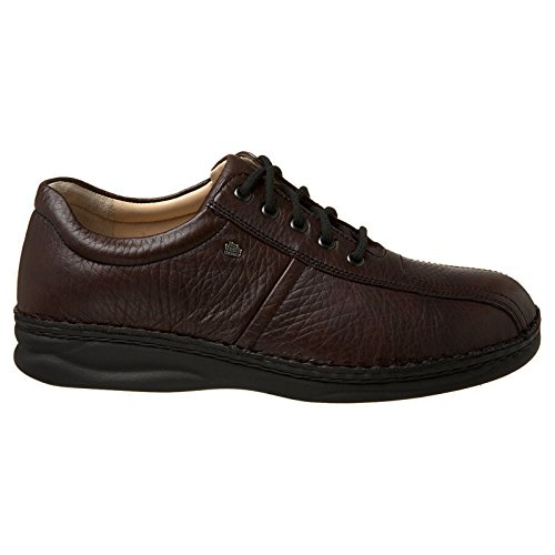 Mens Finn Leather Dijon Dunkelbraun Shoes Comfort 70q50A