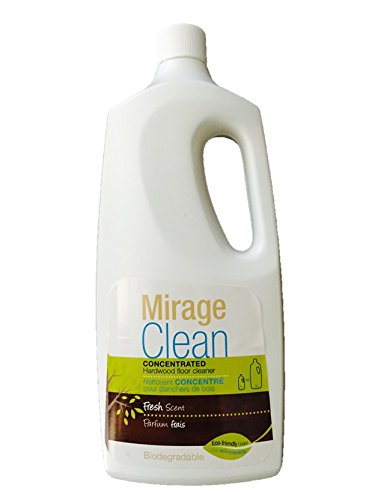 Mirage Clean 34oz Hardwood Cleaner Concentrate - Fresh - Finish Mirage