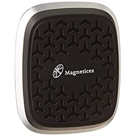 Magneticez Magnetic Phone Holder, Universal Dashboard Magnet Car Mount for Cell Phones and Mini Tablets, Compatible with…