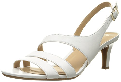 Naturalizer Women's Taimi, White 10 M US
