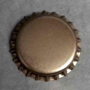 29mm European Bottle Caps- 100 Count