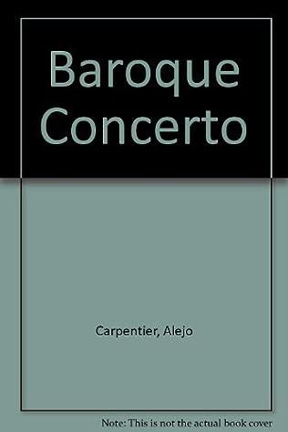 book cover of Baroque Concerto