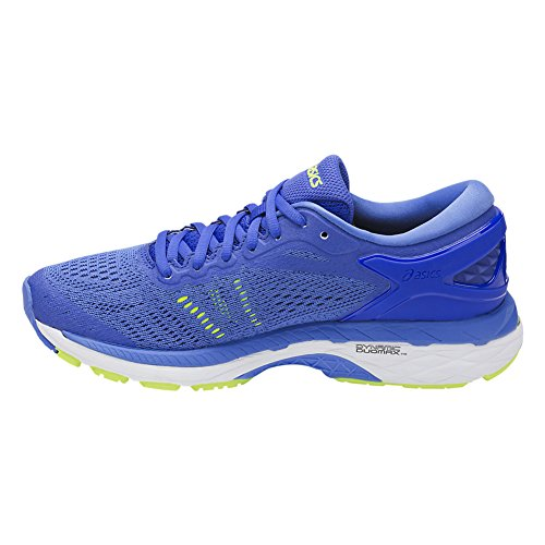 Asics ASICSWomens Gel-Kayano 24 - Gel Mujeres-Kayano 24 Para Mujer Blue Purple/Regatta Blue/White