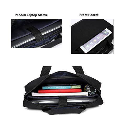 939178481e19 14 inch Laptop Messenger Shoulder Bag Business Briefcase Fit for  12.5/13.3/14 inch Lenovo HP Dell Asus Acer Surface Book Samsung MacBook  XIDU MSI ...