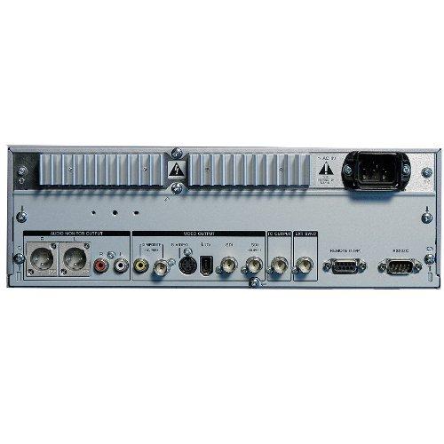 Sony J-30SDI Compact Betacam Series Player for Betacam, Beta SP, Beta SX, Digi-Beta and MPEG/IMX with SDI and FireWire Outputs