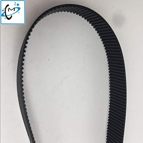 Yoton Hot sale !!! Inkjet printer parts Crystaljet 3000 4000 printer Small belt 460-S2M O ring belt flat small belt (460 S2M) by Yoton (Image #4)