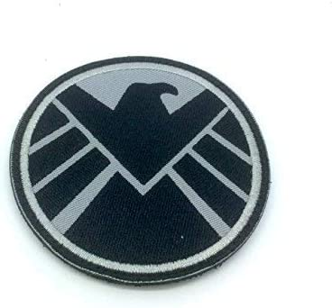 Patch Nation Eagle Equipo de Marvel Agente de Escudo Emblema Parche Airsoft Paintball Ventilador Bordado Cosplay: Amazon.es: Deportes y aire libre