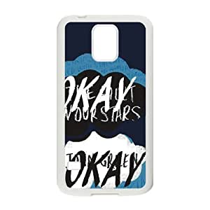 ZHANG Okay Okay Hard Plastic Case Cover for Samsung Galaxy S5 I9600