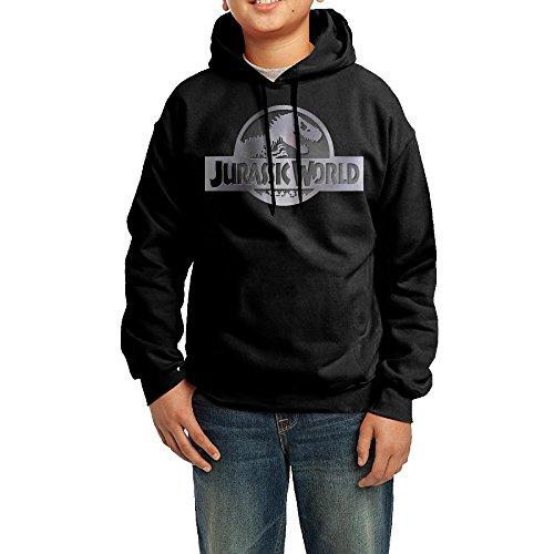 suche nach neuesten Original Kauf 100% Zufriedenheit Amazon.com: UTSTE Jurassic World Hoodies For Boys Youth ...