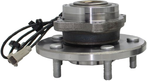 Brand New Rear Wheel Hub and Bearing Assembly 2004-06 Chrysler Pacifica 5 Bolt W/ ABS 512288 Chrysler Rear Bolt