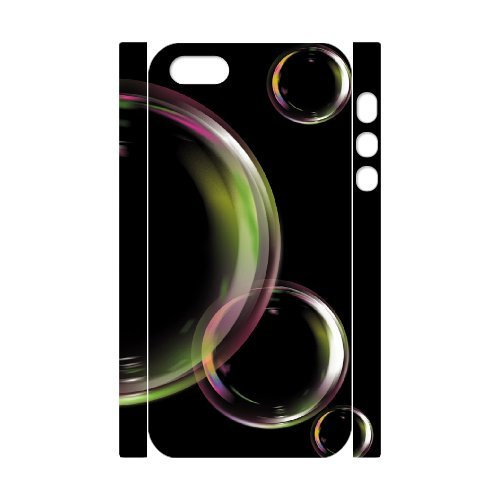 SYYCH Phone case Of Colorful Water Bubbles 2 Cover Case For iPhone 5,5S