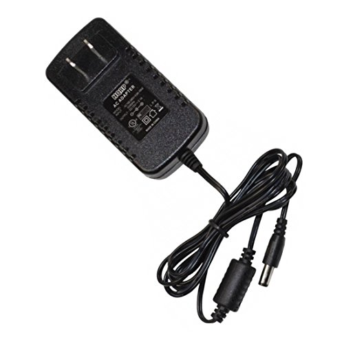 HQRP 12V AC Adapter for Shure PS21 PS23 PS-21 PS-23 PS23US PS21US 200M, FP22, FP24, FP33 Mixer, ET4, EUT4, PG4, PG88 Receiver Power Supply PSU Cord Mains Adaptor [UL Listed] + Euro Plug Adapter ()