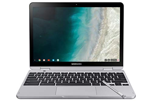 Samsung Chromebook Plus, 2-in-1, Intel Core m3, 4GB RAM, 64GB eMMC, 13MP Camera, Chrome OS, 12.2