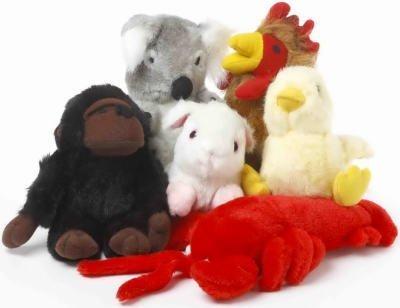 Look Whos Talking Assorted by Multipet (Pack of 3) Look Whos Talking Monkey