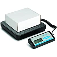 Brecknell PS-400 Heavy Duty Portable Bench Shipping Scale 400 lb X0.5 lb/ 181 kg x 0.2 kg, AC adapter included, Brand New