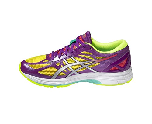 793 20 Purple Flash Running Gel Yellow Women's Asics Trainer Shoes Ds Silver Yellow Nc qT1WCnwpf6