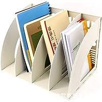 Recinto almacenamiento escritorio módulo índice 4*compartimentos estantería organizador