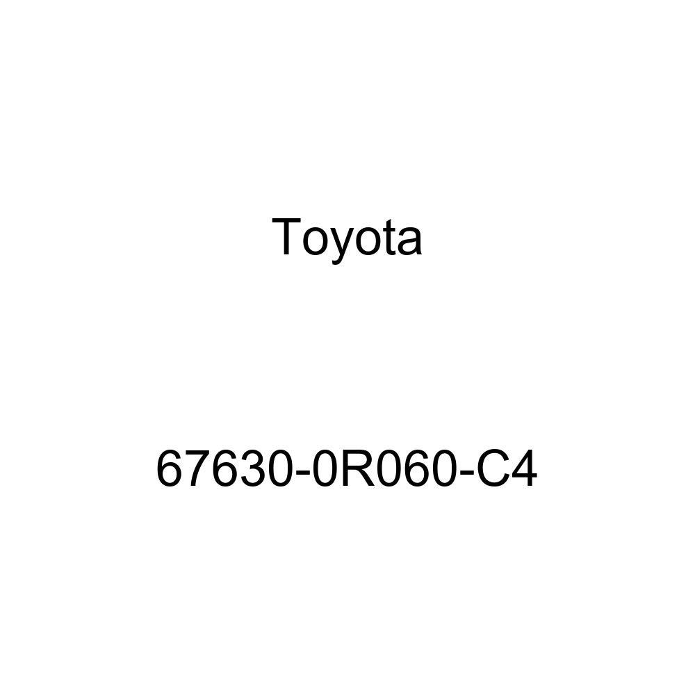 Genuine Toyota 67630-0R060-C4 Door Trim Board