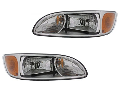 Peterbilt Truck 330 325 335 340 348 384 386 387 (Light Lamp Pair Set)
