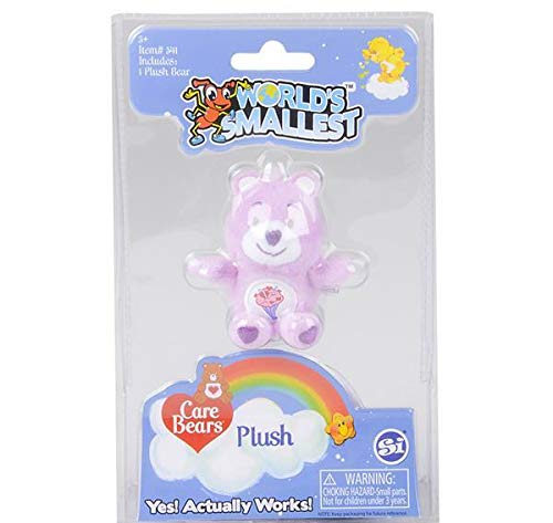 DollarItemDirect Super Worlds Smallest Care Bears, Case of 48