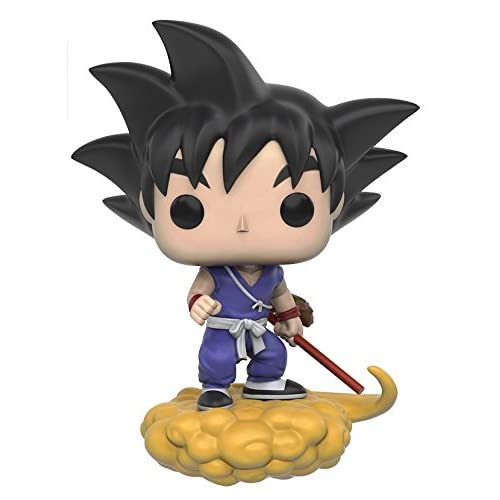 Funko POP Anime: Dragonball Z - Goku & Nimbus Action Figure
