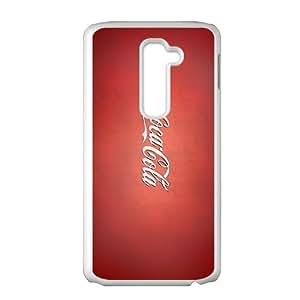 Cool-Benz Coca Cola logo Phone case for LG G2