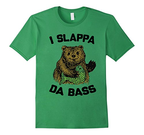 mens-slappa-da-bass-t-shirts-2xl-grass