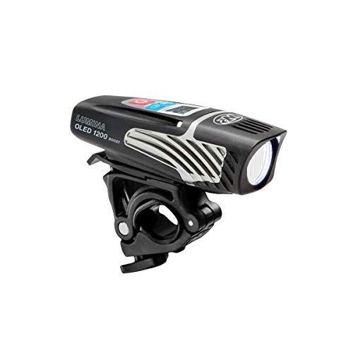 NiteRider 6780 Lumina OLED 1200 Boost, One Size, Black