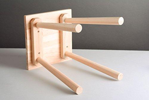 Blank Wooden Handmade for Creative Work Stool Art Supplies