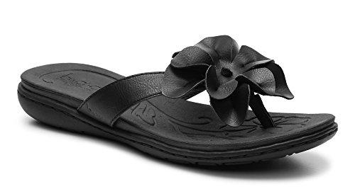 b15a68bd2251 Womens B.O.C. by Born Concepts MOYER Floral Thong Sandal (7 B(M) US ...
