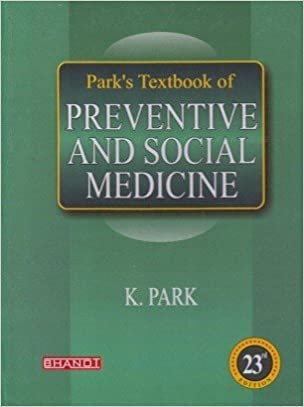 Park textbook of preventive and social medicine 23rd edition park park textbook of preventive and social medicine 23rd edition park psm park 9789382219057 amazon books fandeluxe Images