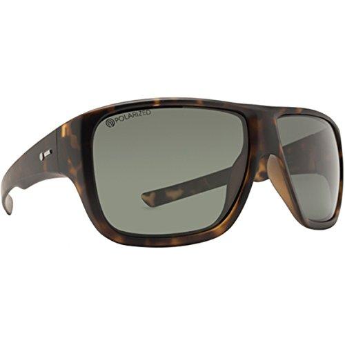 Polarized Gray Green - Dot Dash Adult Aperture Sunglasses Gold/Gray Green Polarized Lens