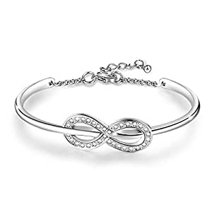 personality bracelet bangle for women and girls