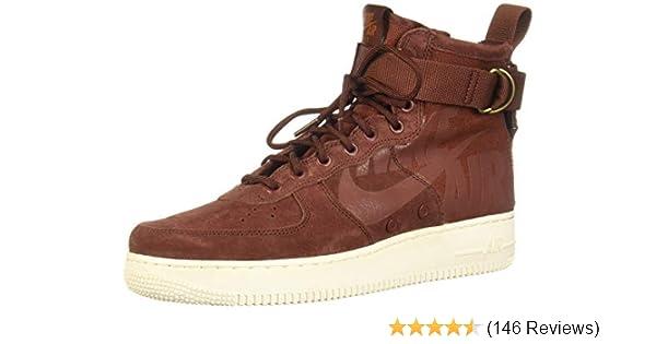 superior quality 36853 46a4f Amazon.com   Nike Men s SF AF1 Mid Basketball Shoe   Basketball