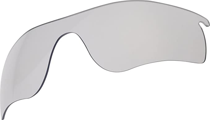 b2f82a4cf91 ZERO Replacement Lenses For Oakley Radarlock Path Sunglasses Clear Grey  Photochromic