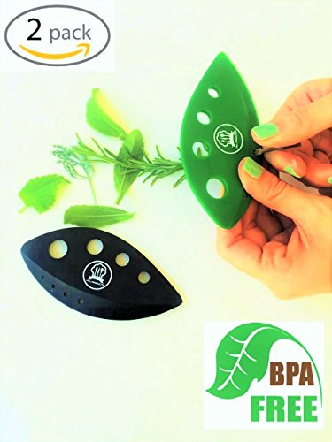herb-stripper-tool-kalechardtaragonthymecollard-greens-with-plastic-edge-shear-knife-to-chop-herbs-2