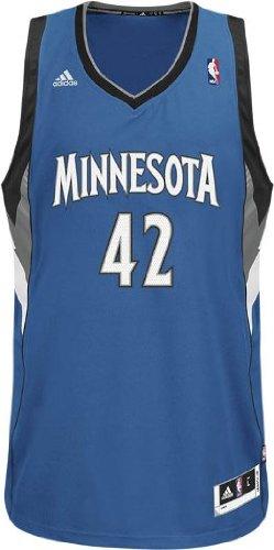 NBA Minnesota Timberwolves Kevin Love Road Swingman Jersey Blue, XX-Large