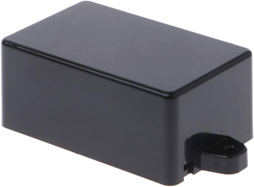JENOR Caja de plástico impermeable electrónica para proyectos ...