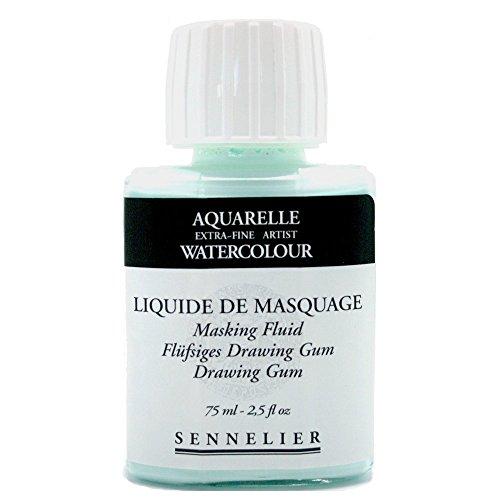 - Sennelier Masking Fluid 75Ml Bottle