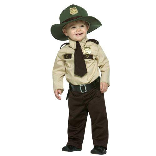 Future Trooper Costume - Infant Large