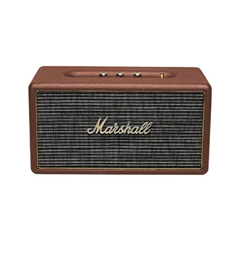 Marshall Stanmore Wireless Bluetooth Stereo Speaker System - Brown (Certified Refurbished)