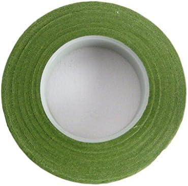 [해외]Grandmart 꽃 자재 플로 라 테이프 롤러 테이프 조화 테이프 1 권 세트 폭 13mm× 길이 23m / Grandmart Flower Material Saflora Tape Roller Tape Artificial Flower Tape 1 Volume Set Width 13mm x Length 23m