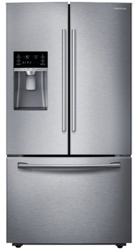 SAMSUNG RF23HCEDBSR Counter-Depth French Door Refrigerator,