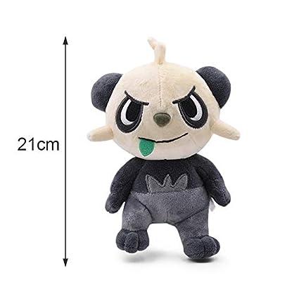 Amazon.com: VIETCJ Movie Detective Snorlax Plush Toy Stuffed ...