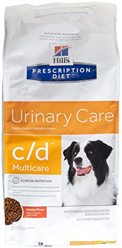 Hills C/D Urinary Tract Dog Food 17.6 Lb