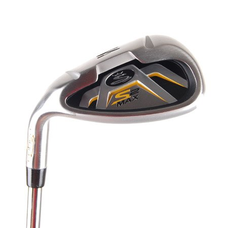 New Cobra S2 Max Sand Wedge LH w/ Steel Shaft