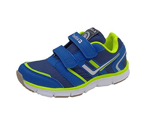 Killtec 28737-814 - Zapatillas para deportes de interior de Material Sintético para niño blau