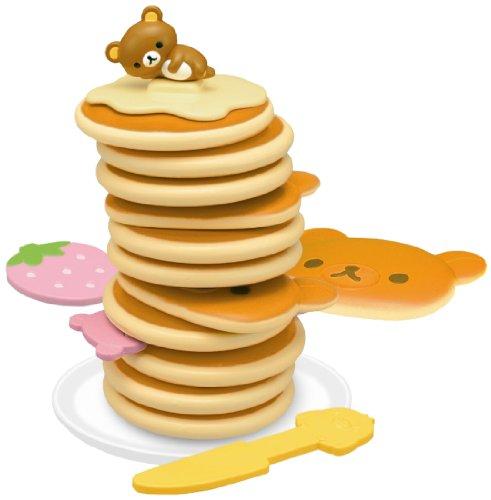 San-X Rilakkuma Pancake Balancing Game by Takara Tomy